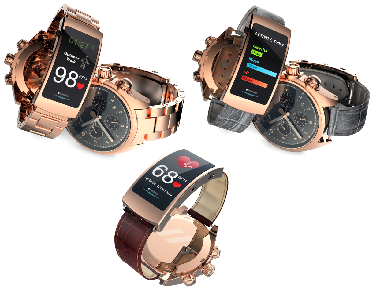 Startup aims to kill the Apple Watch with Swiss luxury