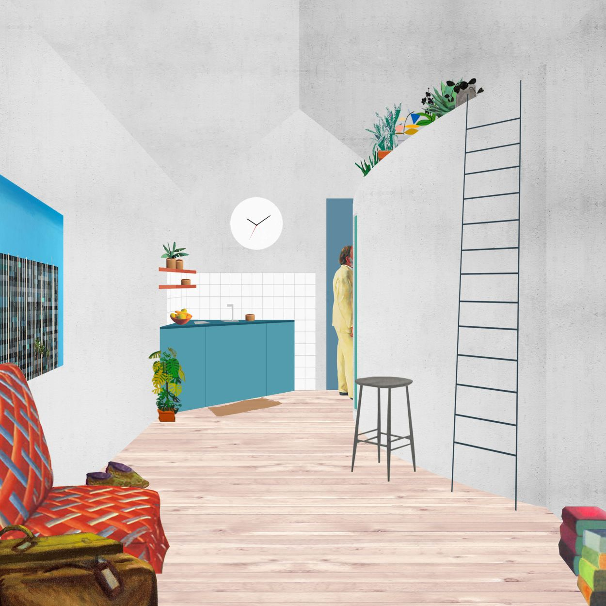 Batalha fala atelier architecture drawing pinterest - Atelier arquitectura ...