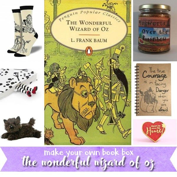 The Wonderful Wizard of Oz // MYOBB #12   Homemade books