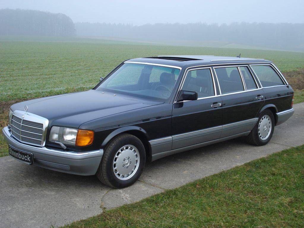 Mercedes benz 560 sel kombi unikat 1990 mercedes benz for Mercedes benz 560 sel