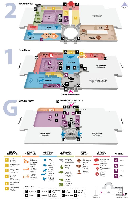 Interactive floor plan smithsonian national museum of for Interactive floor plan map
