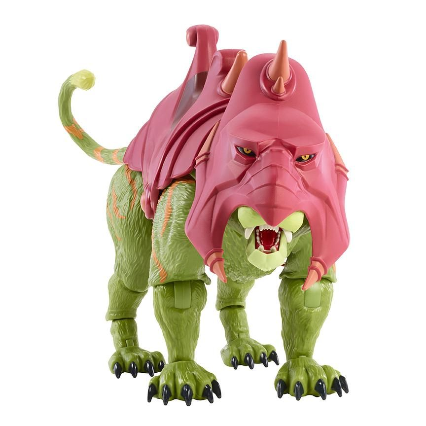Masters Of The Universe Masterverse Revelation Battlecat Deluxe Action Figure In 2021 Masters Of The Universe Action Figures Revelation