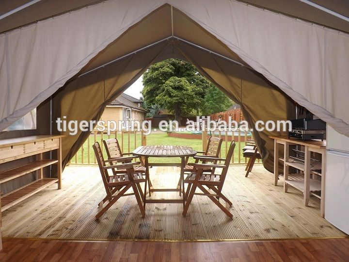 Luxury Three Rooms Family C&ing Lodge Canvas Safari Tent For Sale - Buy Canvas Safari TentC&ing Lodge Canvas Safari TentFamily C&ing Lodge Canvas ... & Luxury Three Rooms Family Camping Lodge Canvas Safari Tent For ...