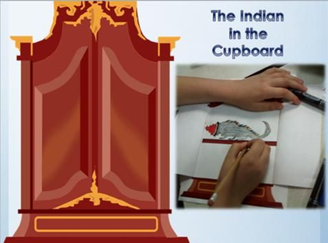 Lunch Bunch The Indian In The Cupboard Indian In The Cupboard Book Study Childrens Reading