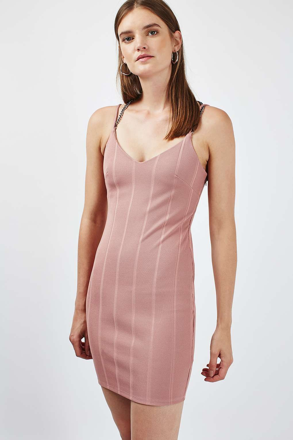 PETITE Chain Bandage Dress - Dresses - Clothing - Topshop | Grl ...