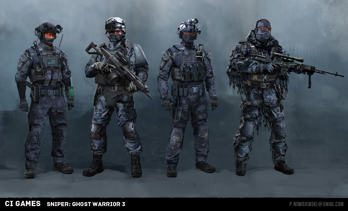 Pin By Samuel Trevor On Project 2 Military Art Concept Art