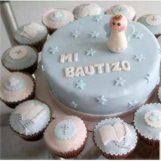 torta bautizo buscar con google