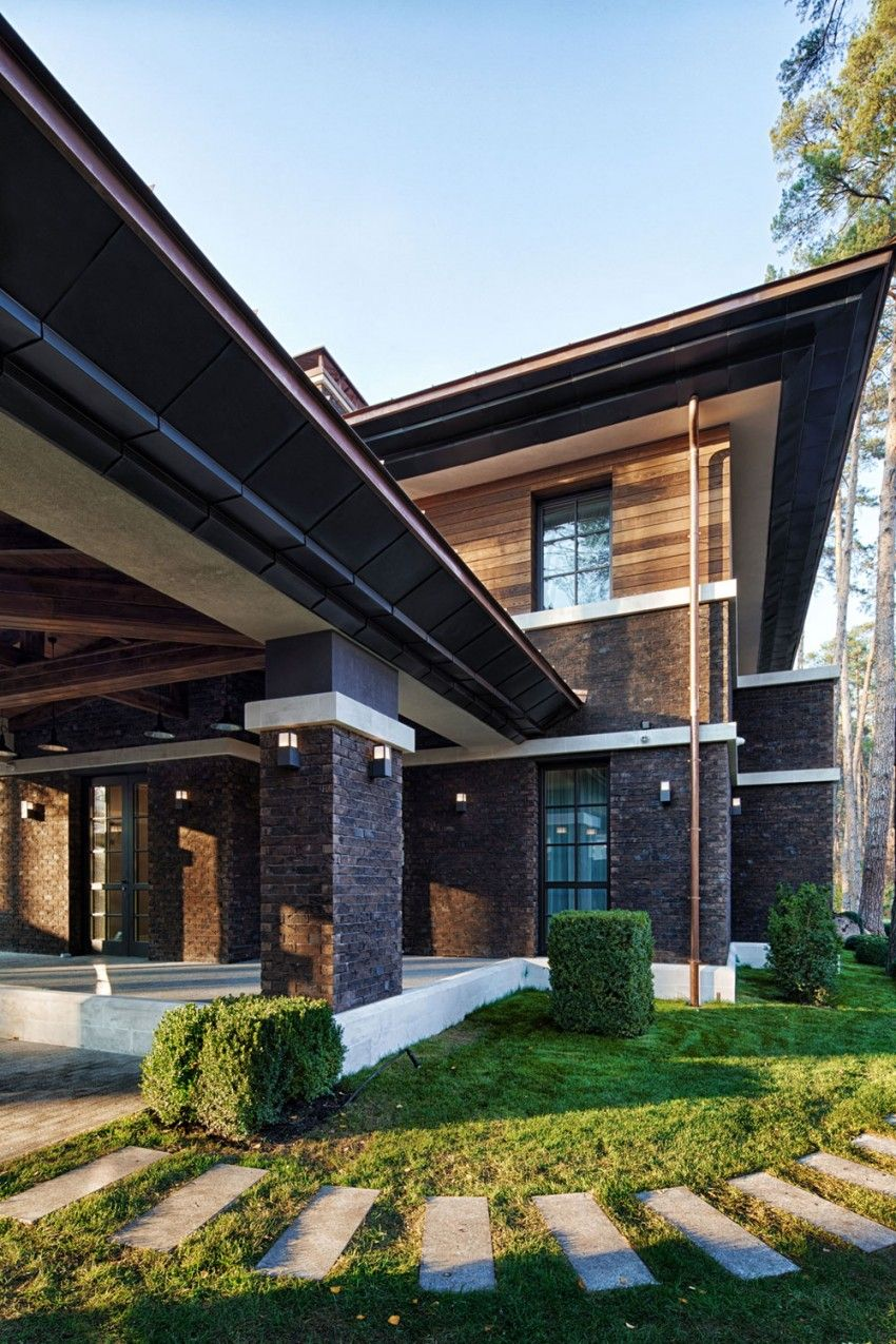 A F L Wright Inspired Contemporary Home S T R U C T U R E S