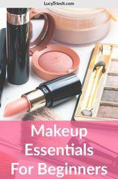 Photo of Möchten Sie grundlegende Make-up-Grundlagen für Anfänger kennen? Sie sind an …