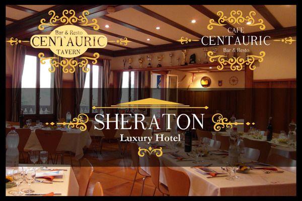 Luxury Signage on Behance