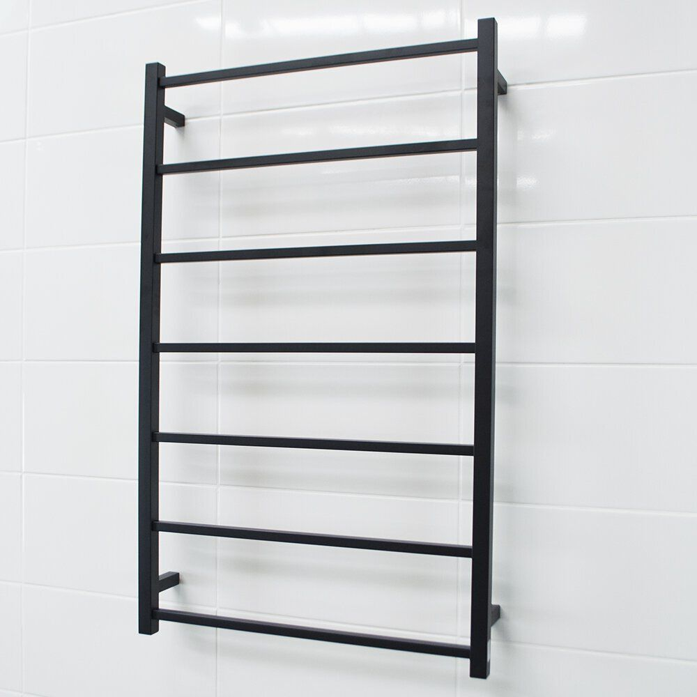 Heated Towel Racks Placed