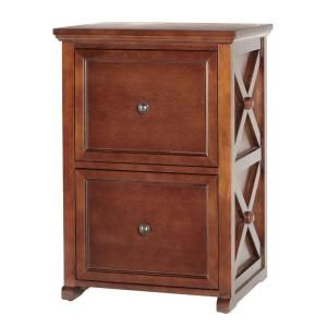 Home Decorators Collection Brexley Chestnut 2 Drawer File Cabinet An Xft At The Home Depot 2 Drawer File Cabinet Filing Cabinet Home Decorators Collection