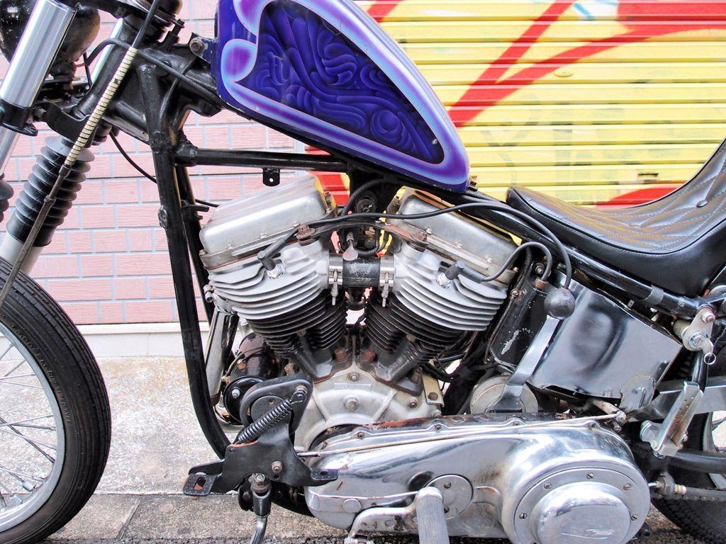 BikesLineup « バンカラ東京 bankara-tokyo ヴィンテージハーレー輸入販売、30年代/40年代のナックルヘッド・サイドバルブ・パンヘッド等を展示・販売 東京恵比寿、東京工場 目黒区碑文谷