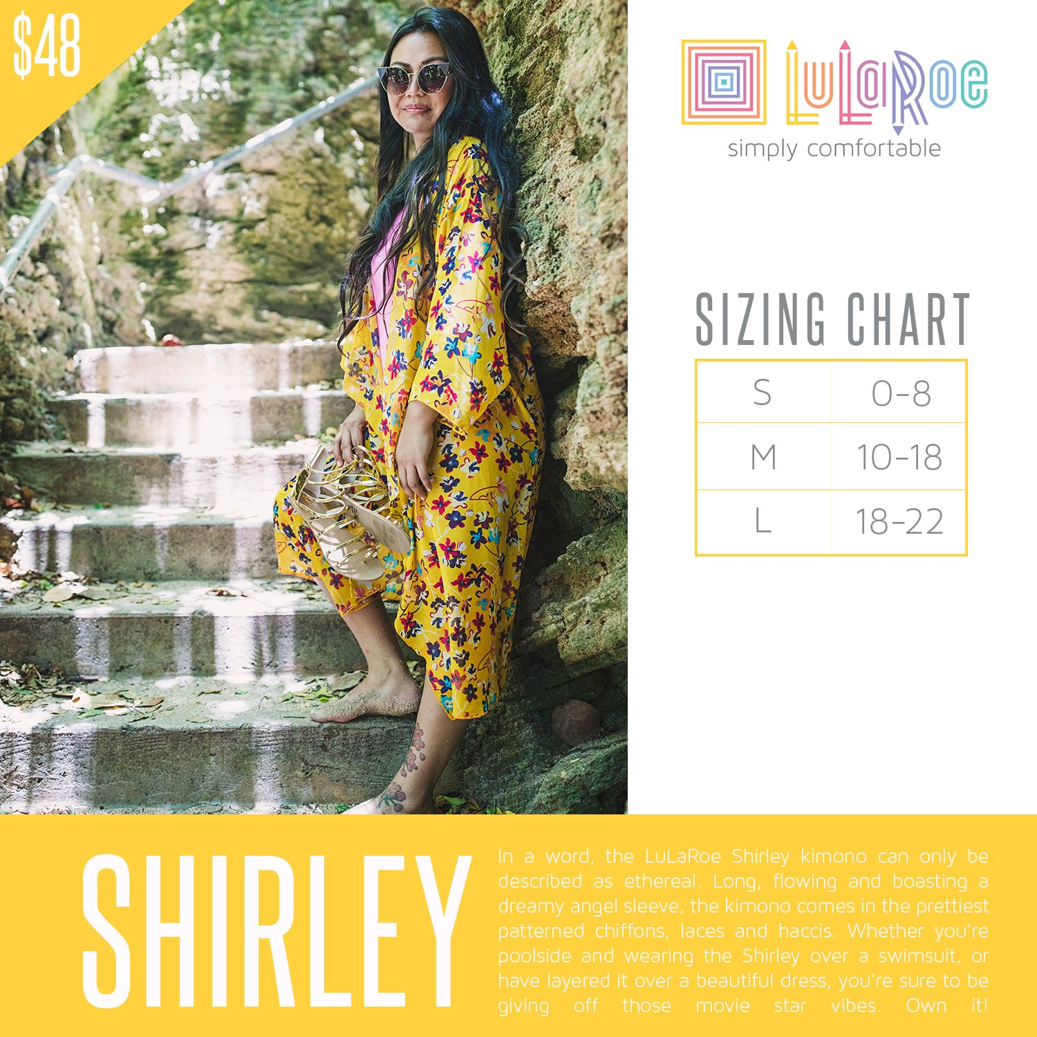 15b8f27e937 Oh I love this LuLaRoe Shirely!!! They run a little big