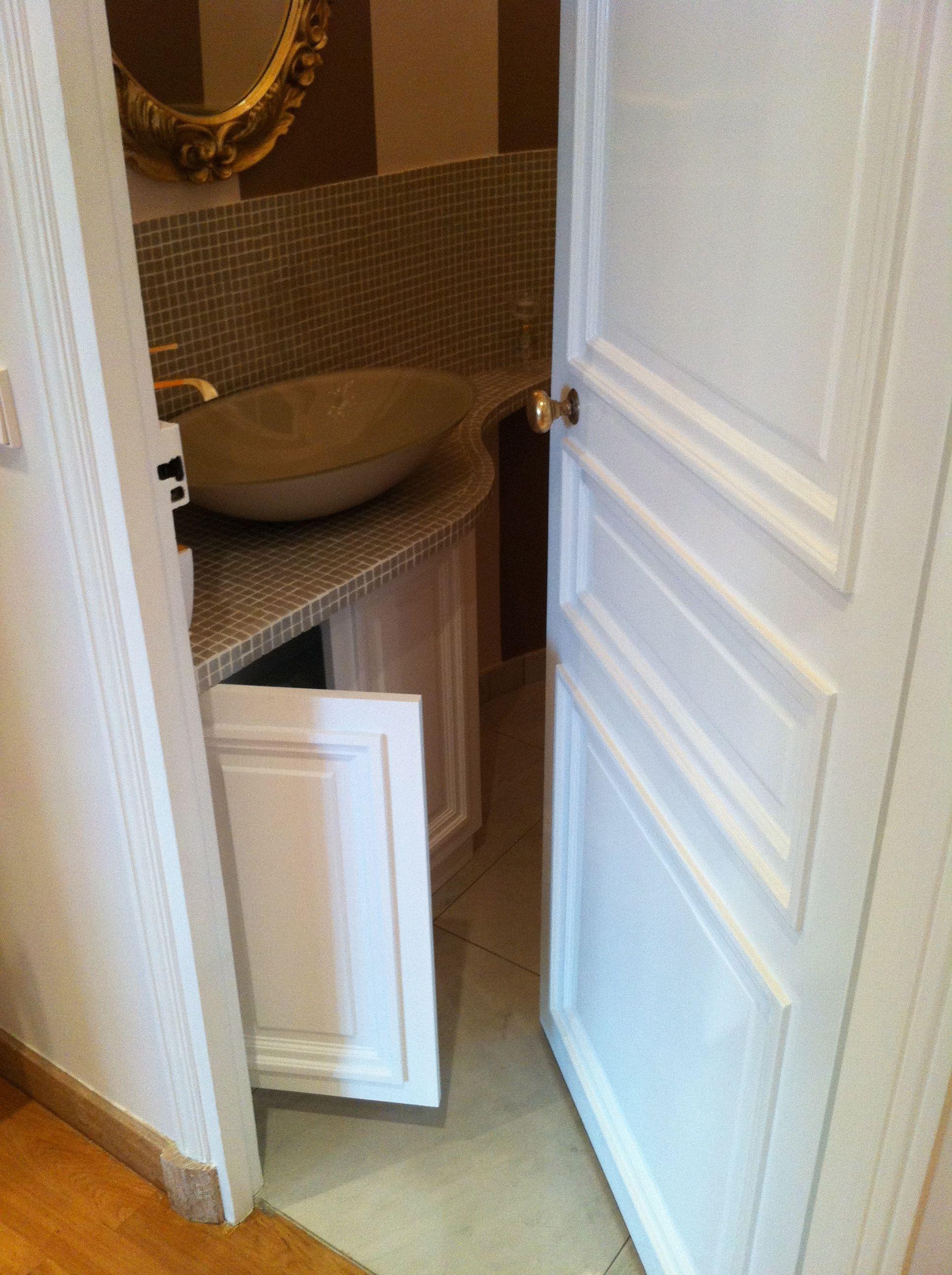 Plan De Toilette Hydrofuge plan de toilette dessiné et réalisé en wedi recouvert de