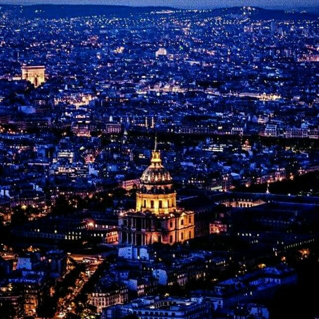 Paris, Dôme des Invalides by NikitaDB