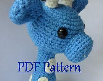 Amigurumi Magazine Pdf : Crochet giraffe amigurumi pattern pattern only pdf download