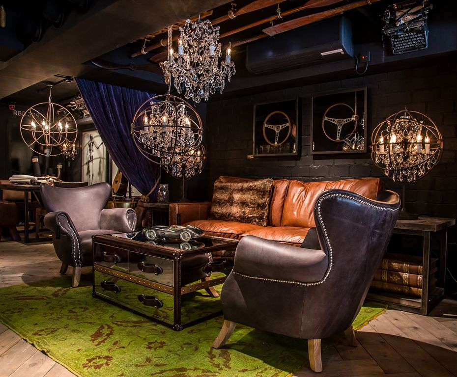 Timothy Oulton Gough St Gallery Hong Kong Storied