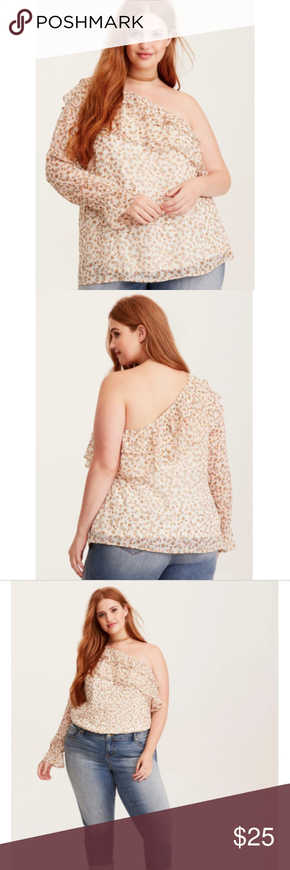 Right Now Ruffle Top - White/Black | Preforming outfits