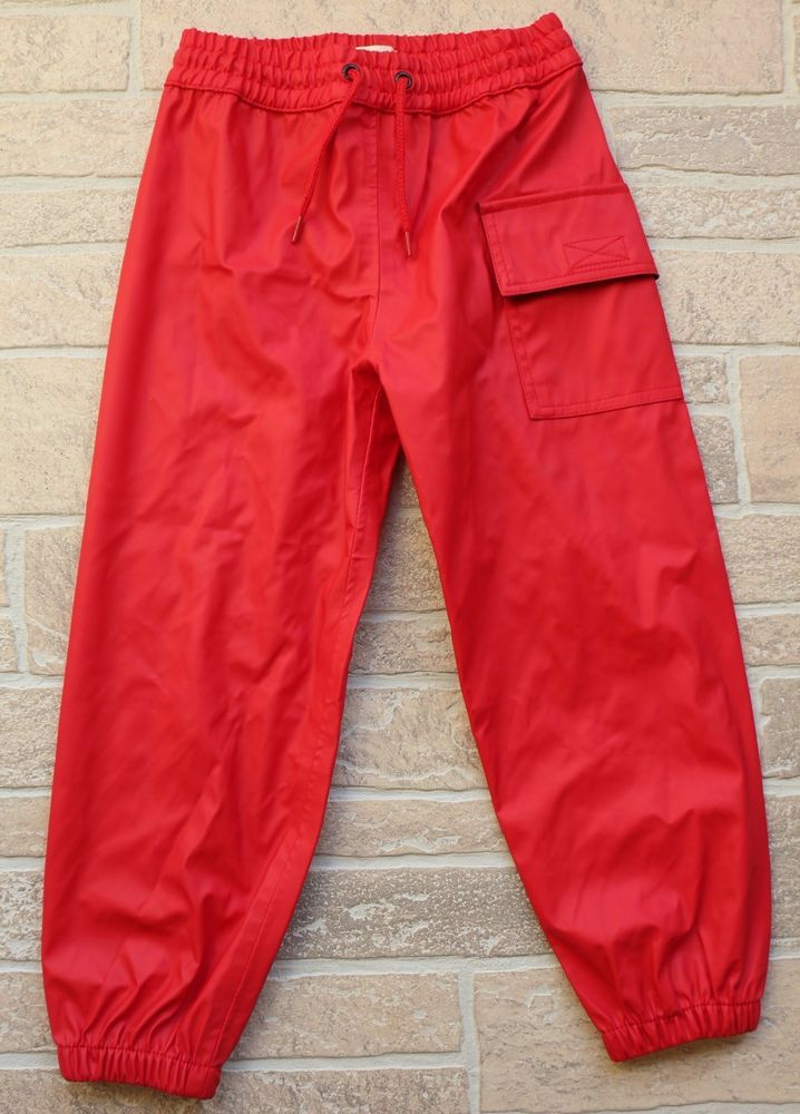 Hatley Boys Splash Pants Rain Trousers