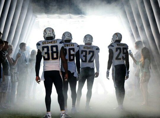 Chargers!!!
