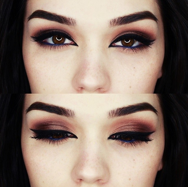 Love This Look For Fallwinter Make Up Pinterest Fall Winter