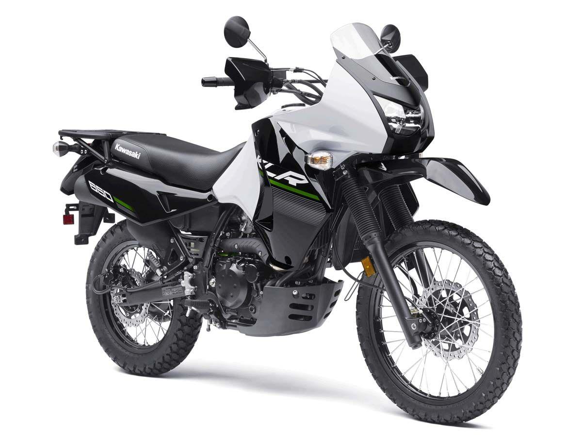 2015 KLR™650 Dual Purpose Motorcycle by Kawasaki Enduro