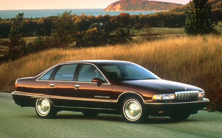 1991 Chevrolet Caprice Classic Ltz mrimpalasautoparts com