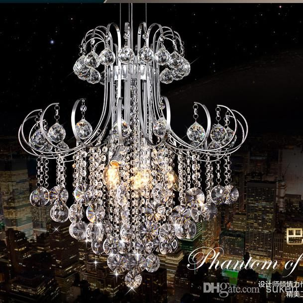 Modern Chandelier Wholesale: Wholesale Crystal Chandelier Light