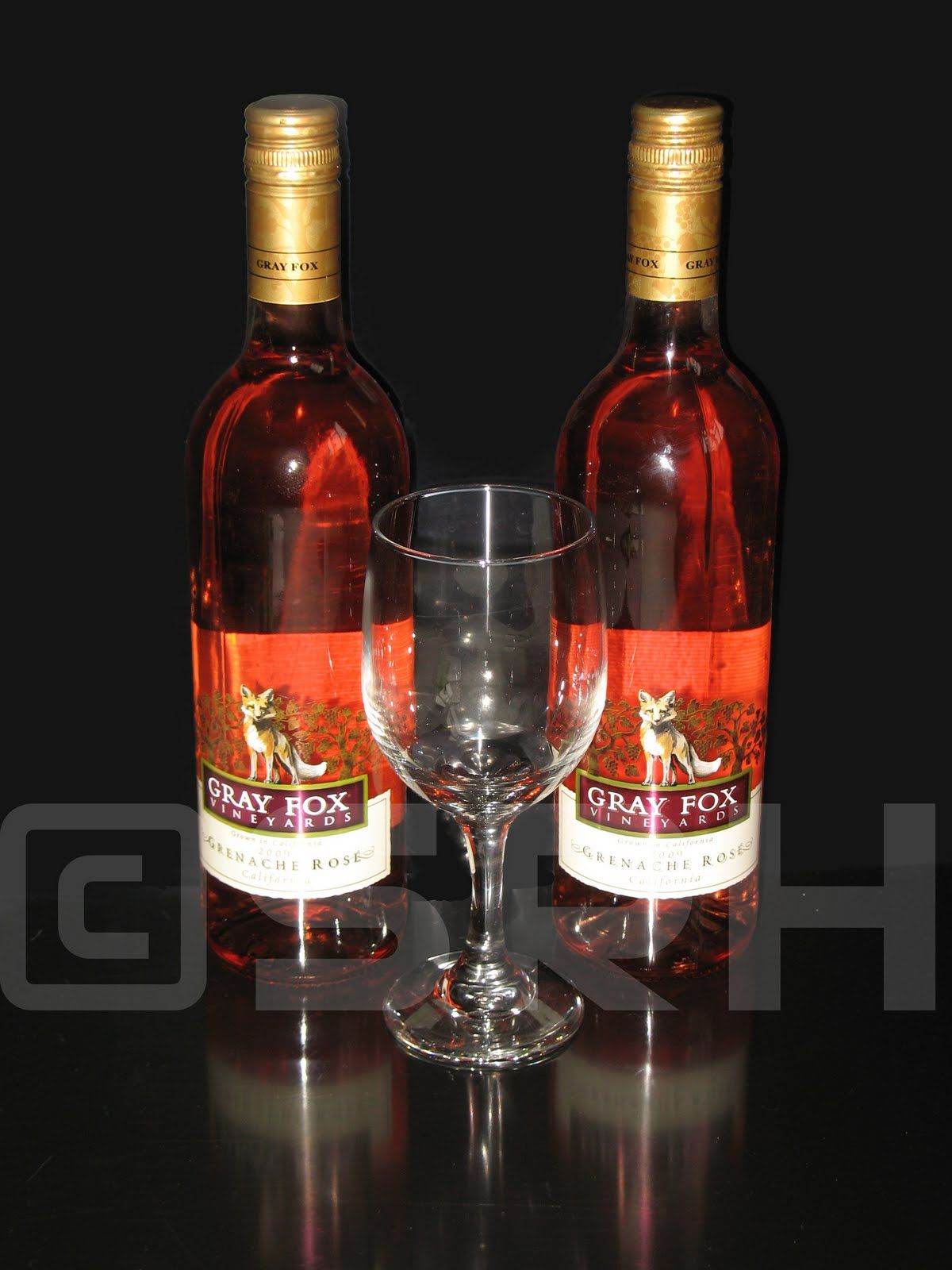 Grey Fox Rose Wine Wine Drinks Wine Bottle Rose Wine