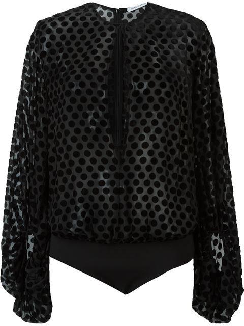 CAMILLA AND MARC 'Carmine' bodysuit blouse. #camillaandmarc #cloth #blouse