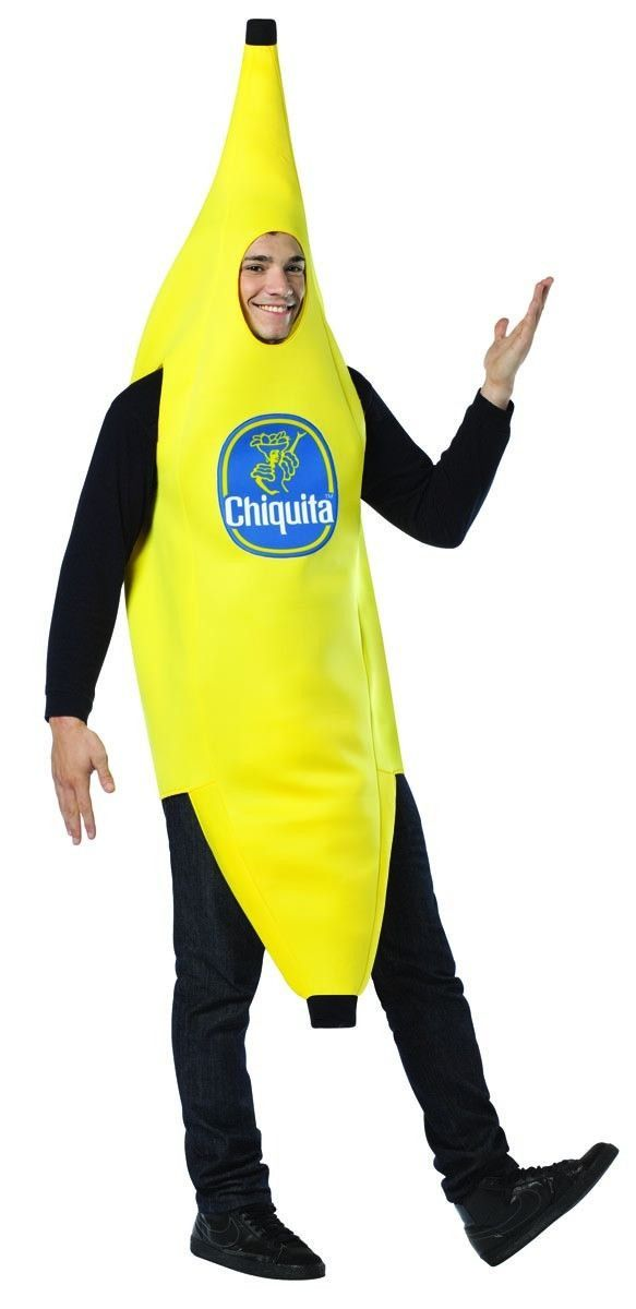 halloween costumes this banana is ripe for the party support your healthy lifestyle or just be the - Banana Costume Halloween