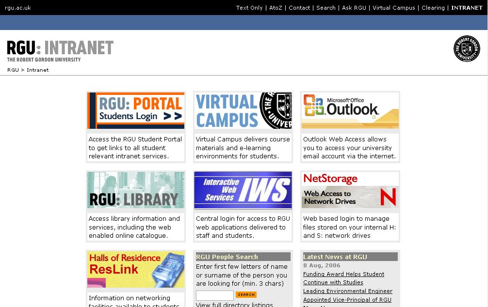 screenshots Google Search Student portal