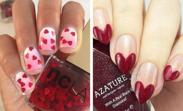 Top Amazing 2019 Valentine S Day Nail Art Nailart In 2018 Nail