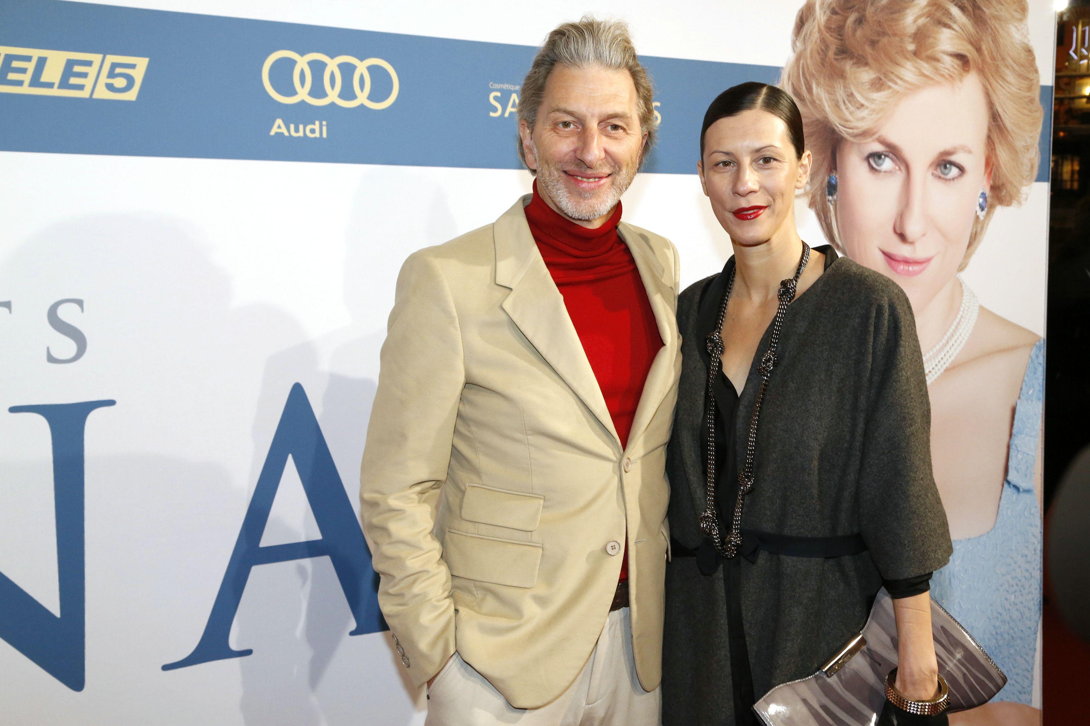 Diana [Premierenbilder] Rufus Beck und Andrea Kameniczky-Teleky © 2013  Concorde Filmverleih GmbH