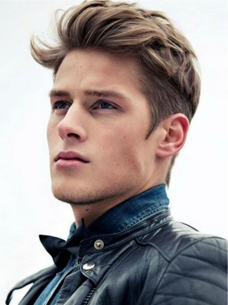 Boy haircut for thick hair trendy hairstyles boys with bangs men and