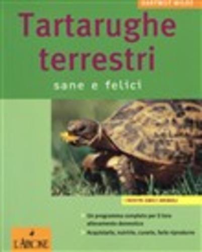#Tartarughe terrestri. sane e felici hartmut  ad Euro 7.65 in #Lairone #Media libri scienze animali