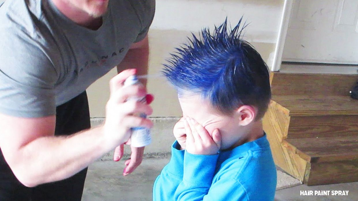 Hair Paint Spray In 2020 Hair Painting Black Hair Spray Beard Dye