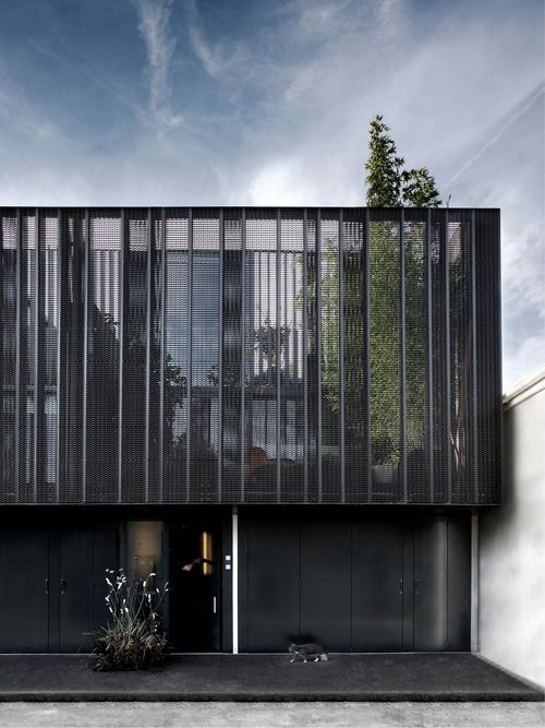 House ideas transparency black contrast architecture design facade residential contemporary also best images rh pinterest