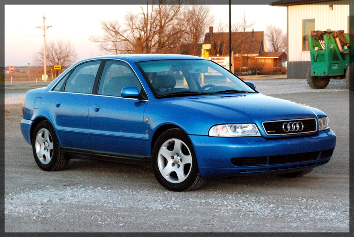 Kekurangan Audi A4 1998 Perbandingan Harga