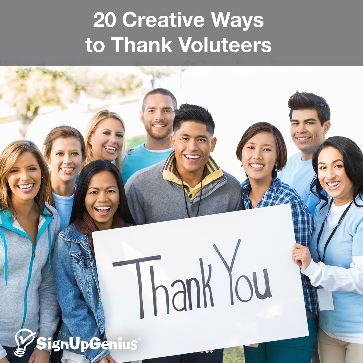 20 creative ways to thank your volunteers | pinterest | appreciation
