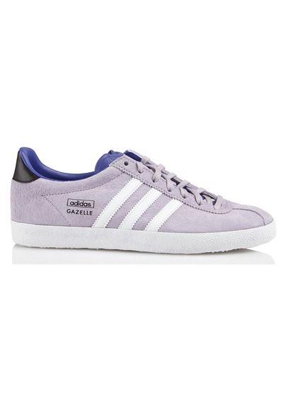 adidas gazelle femme violette