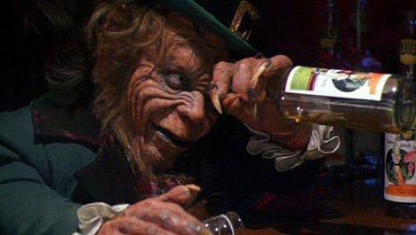 ONE OF MY MANY PHOTOS | THE LEPRECHAUN | Pinterest | Movie