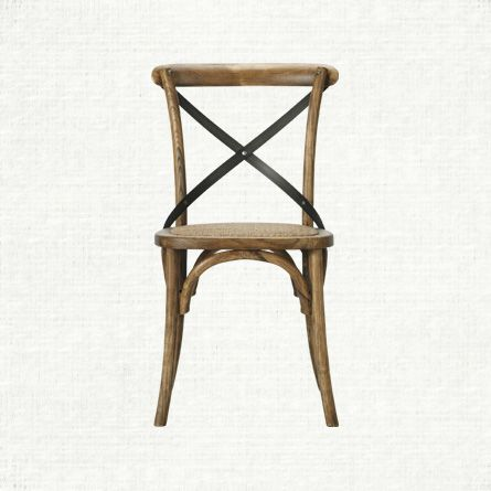 View The Cadence Oak Chair From Arhaus Our Cadence Dining
