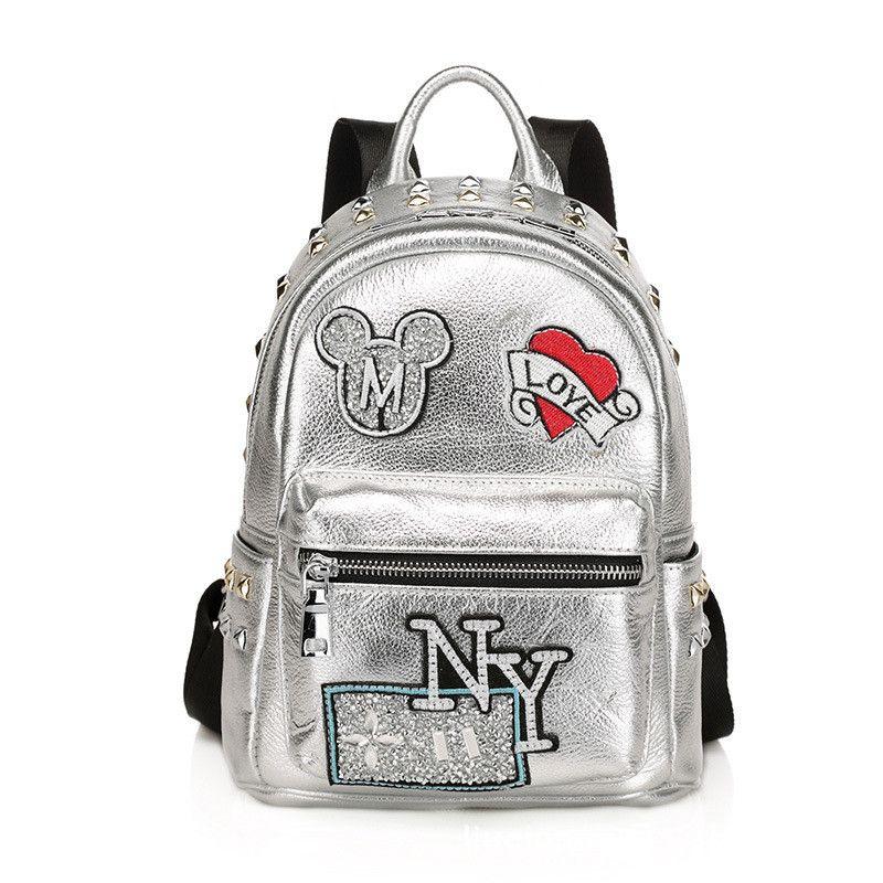 8bdd1b87734 Bolsas de escuela con el precio barato para niñas mochilas mickey mouse