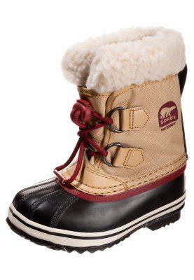Hochwertige Duck Boots für ungetrübten Winterspaß. Sorel YOOT PAC - Snowboot / Winterstiefel - curry für 69,95 € (16.11.14) versandkostenfrei bei Zalando bestellen.