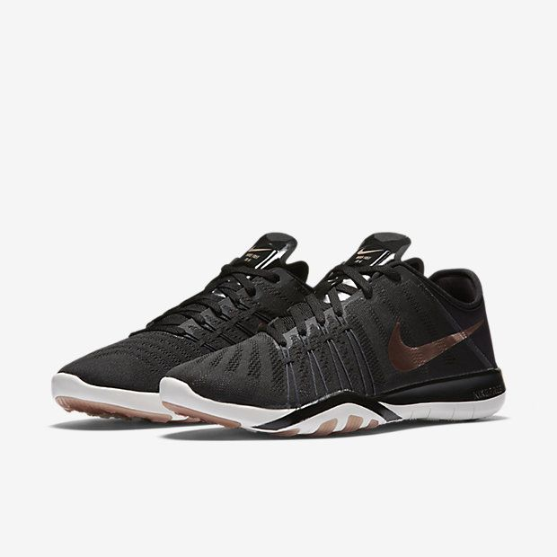 promo code 21558 0cfc4 ... gold 4d027 780a5 best price nike free tr 6 womens training shoe 9971d  7456f ...
