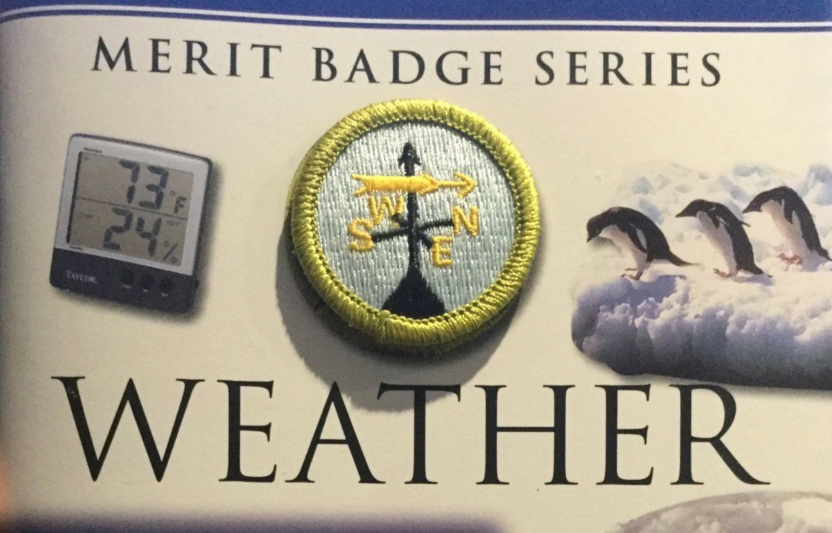 Weather Merit Badge Worksheet Inspirational Summer