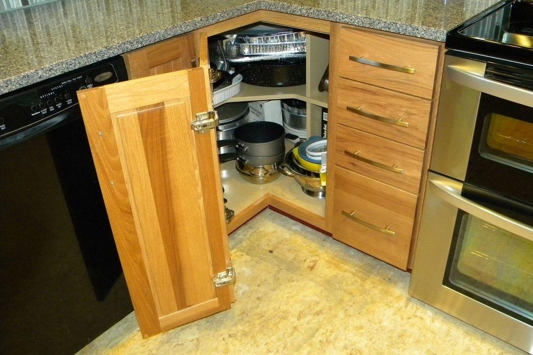 30 Best Ways To Organize Kitchen Cabinet Efficiently