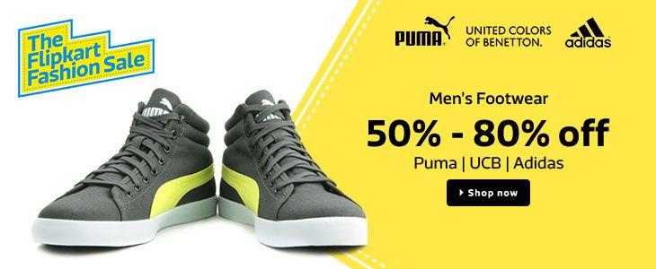 50% - 80% Off On Men's Footwear http://goosedeals.com